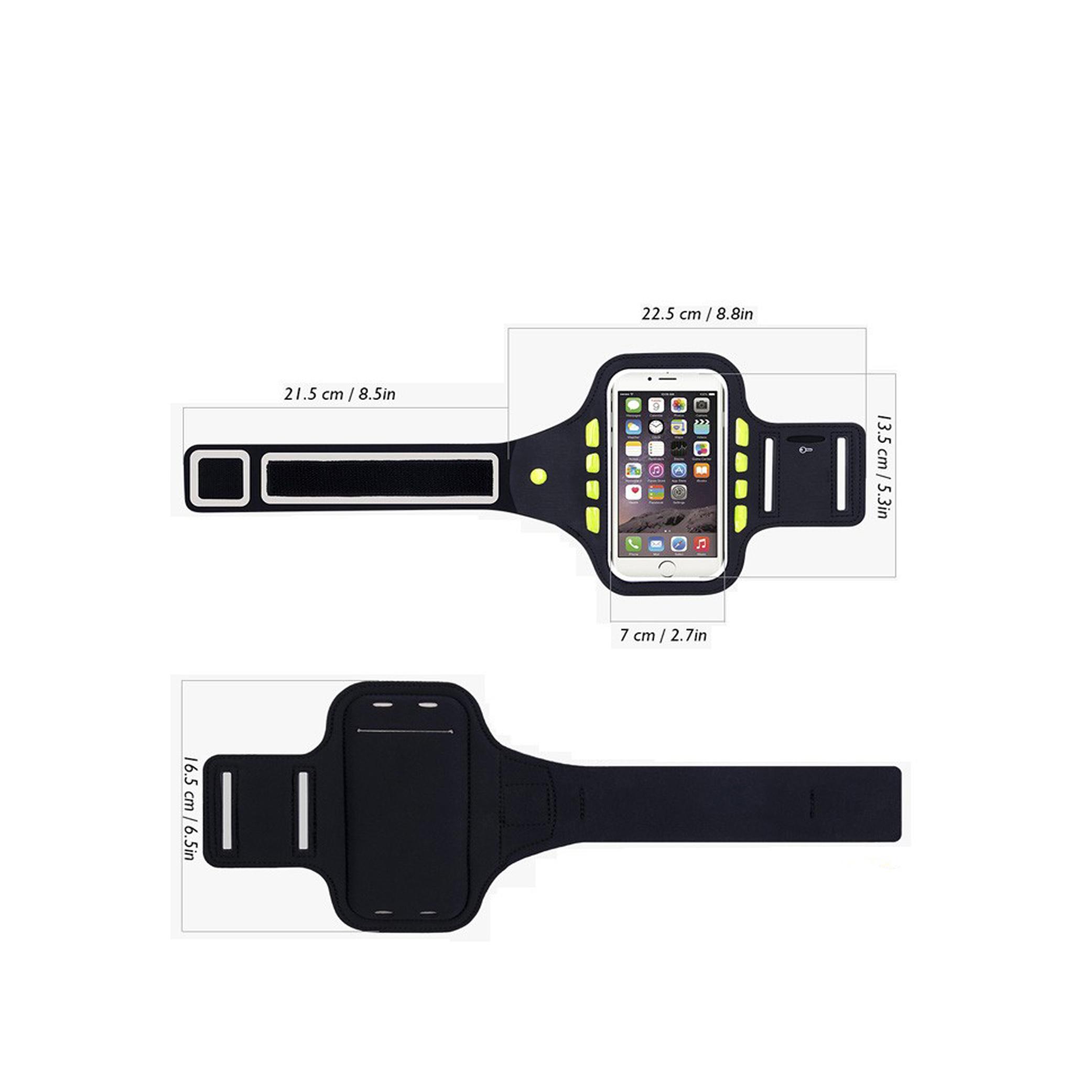 Custom Logo Running Mobile Phone Sport Armband