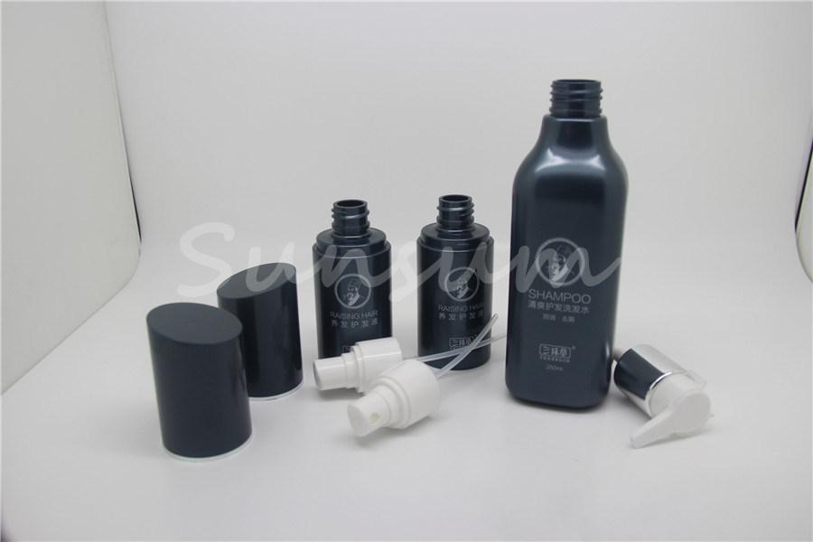 OEM Cosmetic Lotion Water Spray Pump Plastic Pet Shampoo Toner Emulsion Bottle