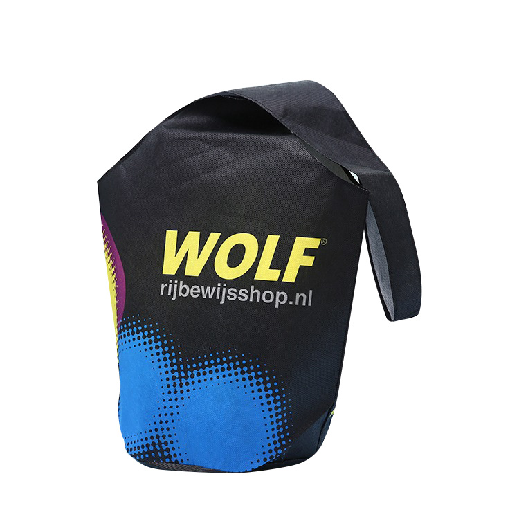 Customize Fashion Tote Non Woven Shopping Bags (YYNWB062)