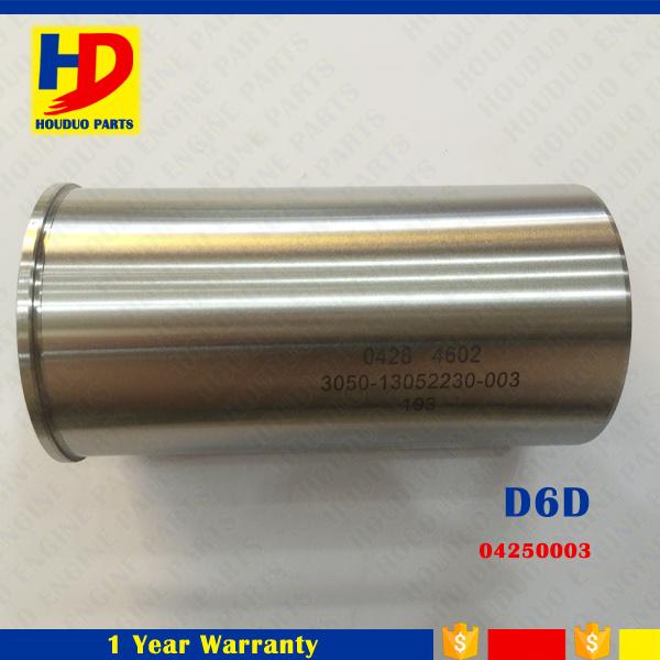 Diesel Engine Parts Ec210b D6d D7d D12dcylinder Liner for Volvo (04284602)