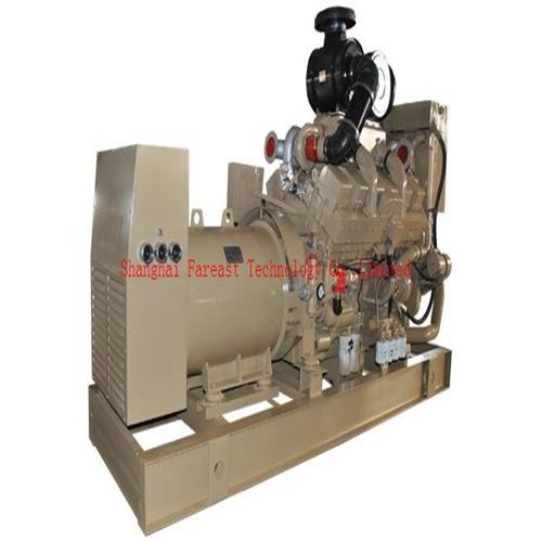 Cummins 320kw, 350kw, 400kw, 480kw, 500kw, 550kw, 600kw, 640kw, 700kw, 800kw, 850kw, 900kw Diesel Power Marine Genset/Generator Set