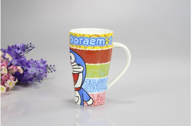 High Quality Custom 14oz Ceramic Mug with Silicon Lid