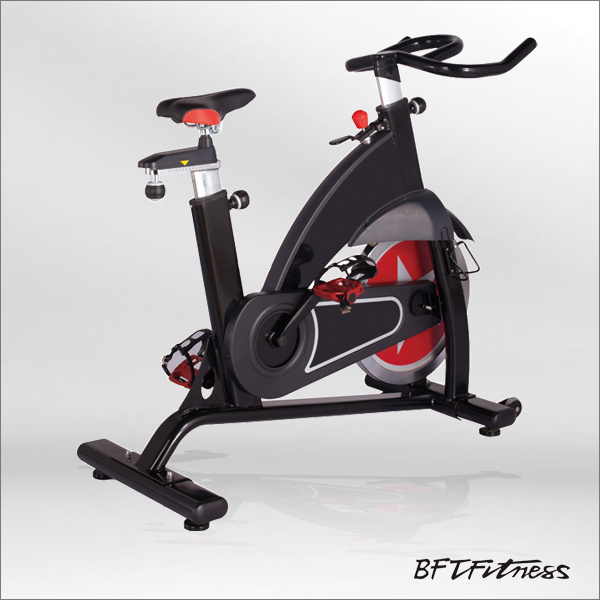 Body Building Equipment Indoor Exercise spinning Bike Bse-01/Commercial Fitness Equipment spinning Bike with Belt Flywheel