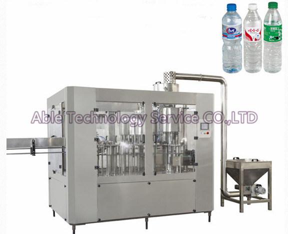 8000-10000bph Bottled Water Filling Machine