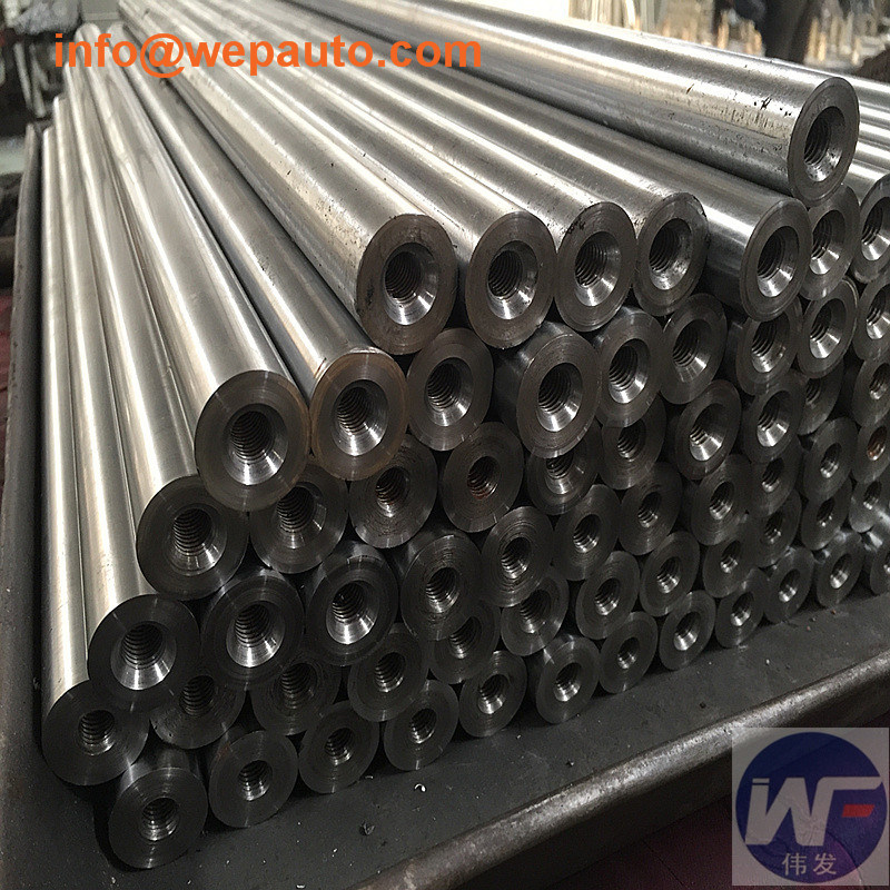 Induction Hardened and Hard Crome Plated Bars of Bearing Steel Suj2 Steel