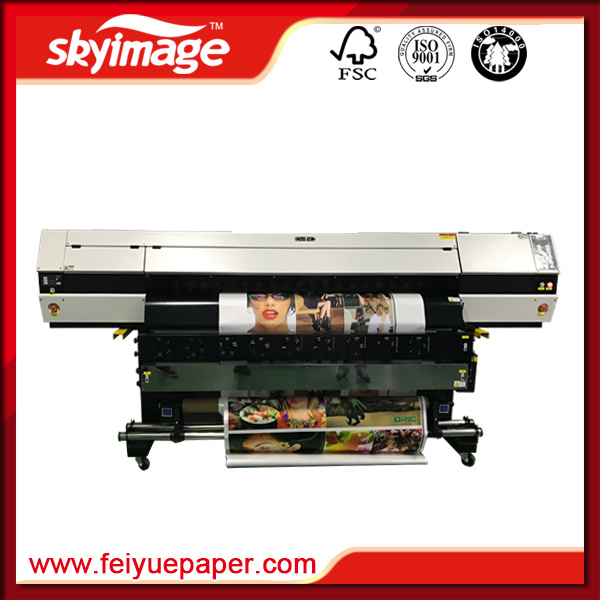 Oric TX1802-BE 1.8m Inkjet Sublimation Printer with Double 5113 Printhead