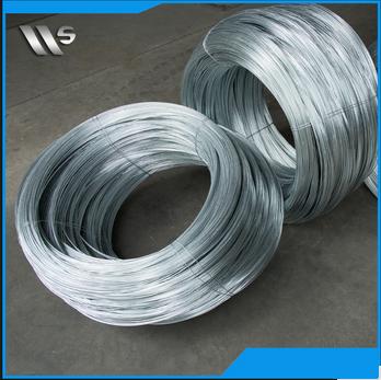 1.2mm Hot Dip Galvanized Steel Wire Zinc Coated Steel Wire