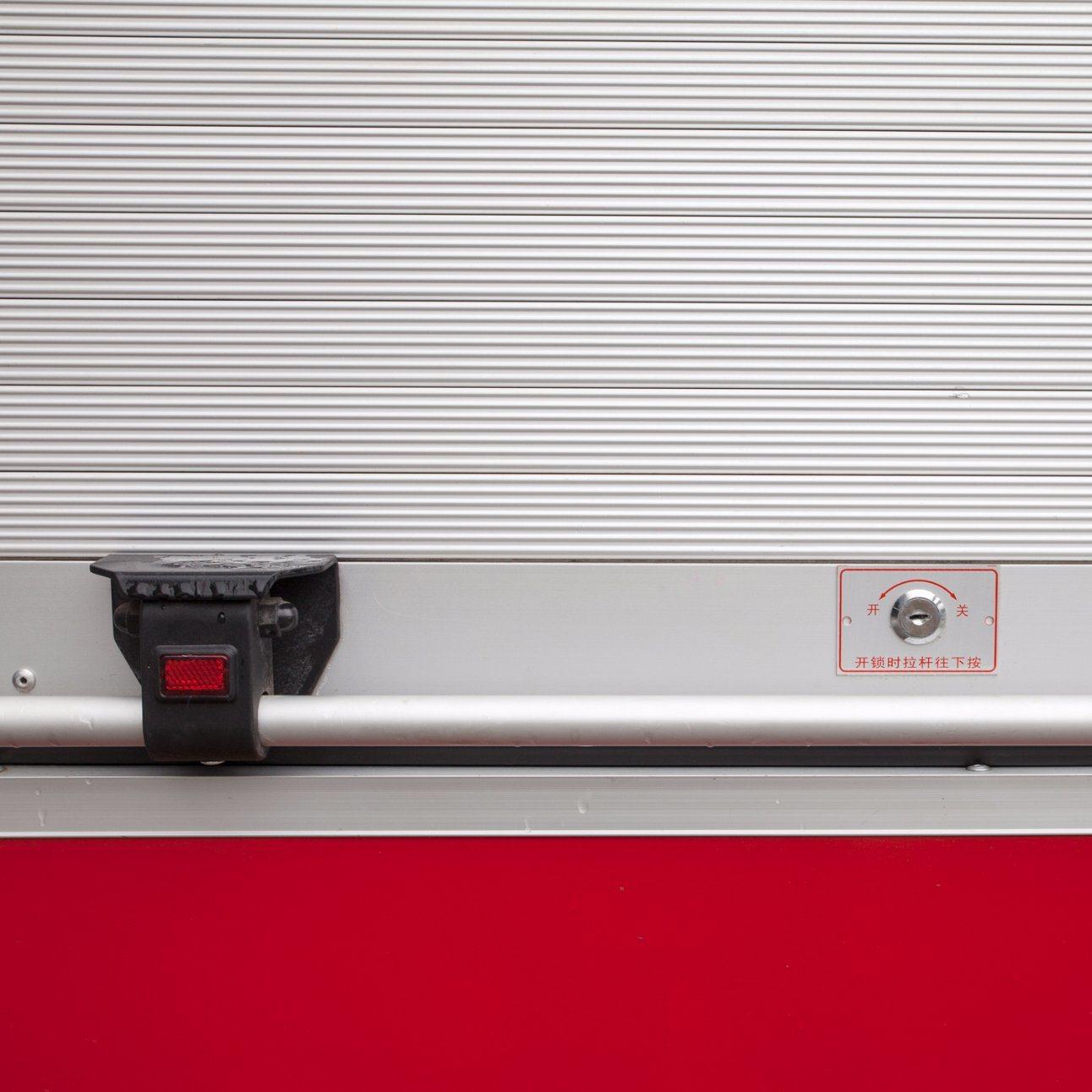 Aluminum Alloy Fire Roller Shutter for Fire Truck