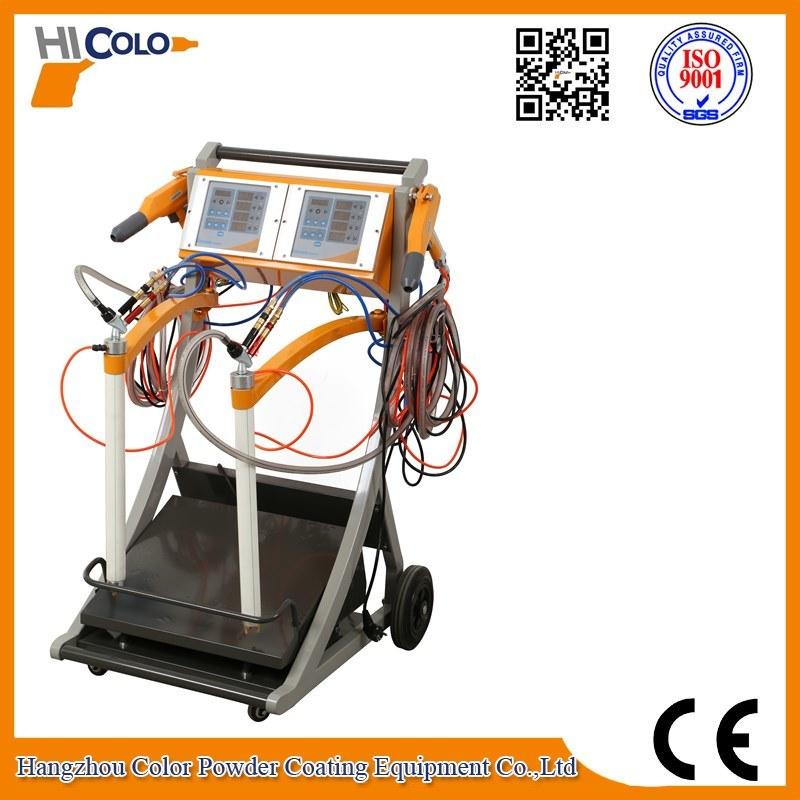 Intelligent Electrostatic Powder Coating Set Spray Machine