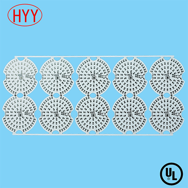 Hal Lead Free Fr4 PCB for LED Bulb Lighting with (HYY-120)