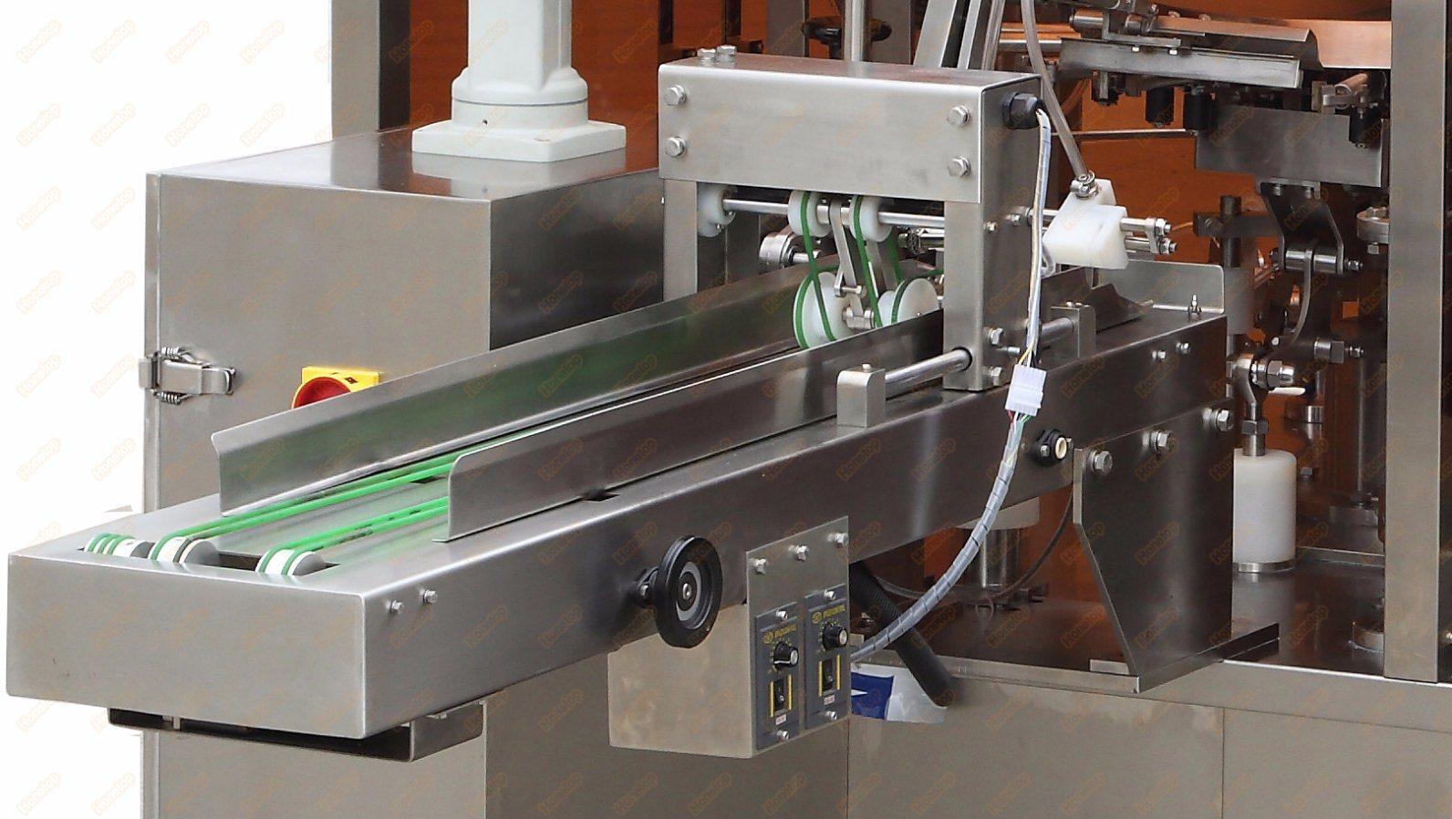 Auto Doypack Machine for Powder