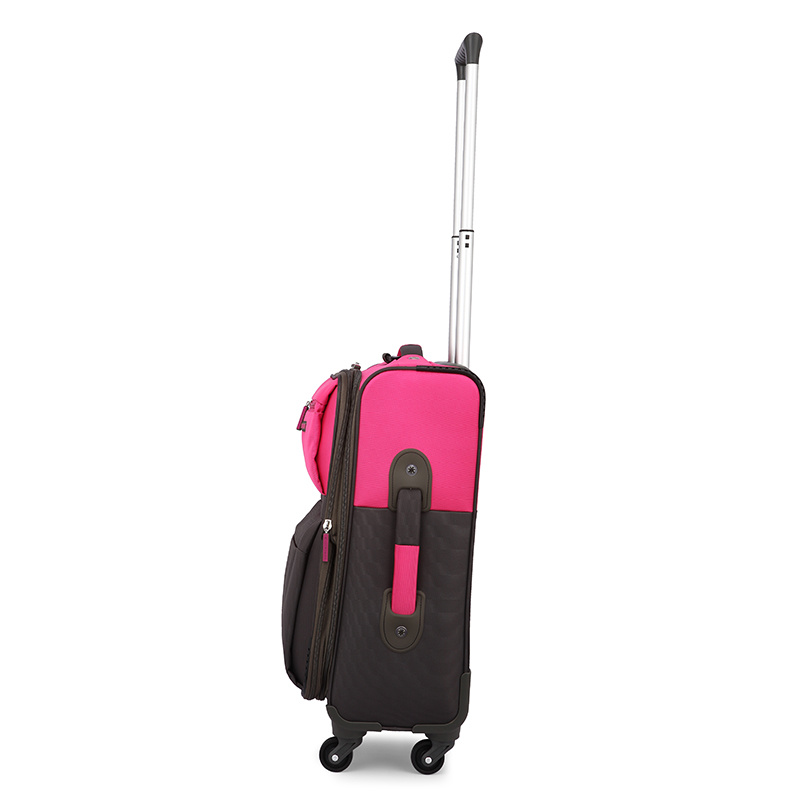 Chubont High Qualilty Fashion Waterproof Nylon Spinner Wheels Luggage Bag