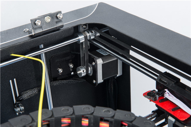 Whole Sealing LCD-Touch High Precision Fdm Desktop 3D Printer