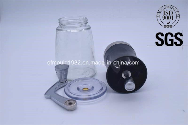 Manual Coffee Bean Glass Coffee Grinder