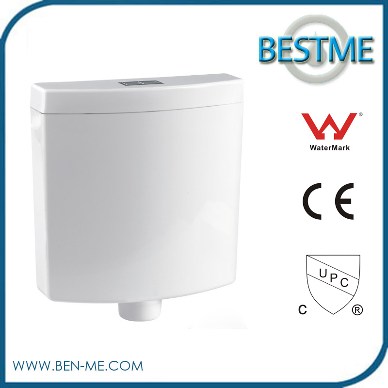 Wall Hung Plastic PP Toilet Tank Bathroom Accessories