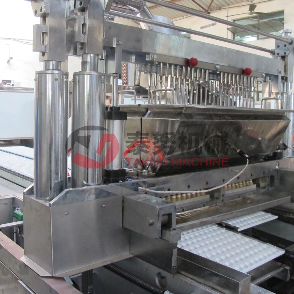 Central Filled Toffee Candy Production Line