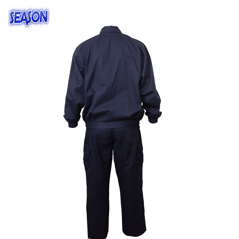 Working Clothes Suit Jacket and Trousers Protective Workwear