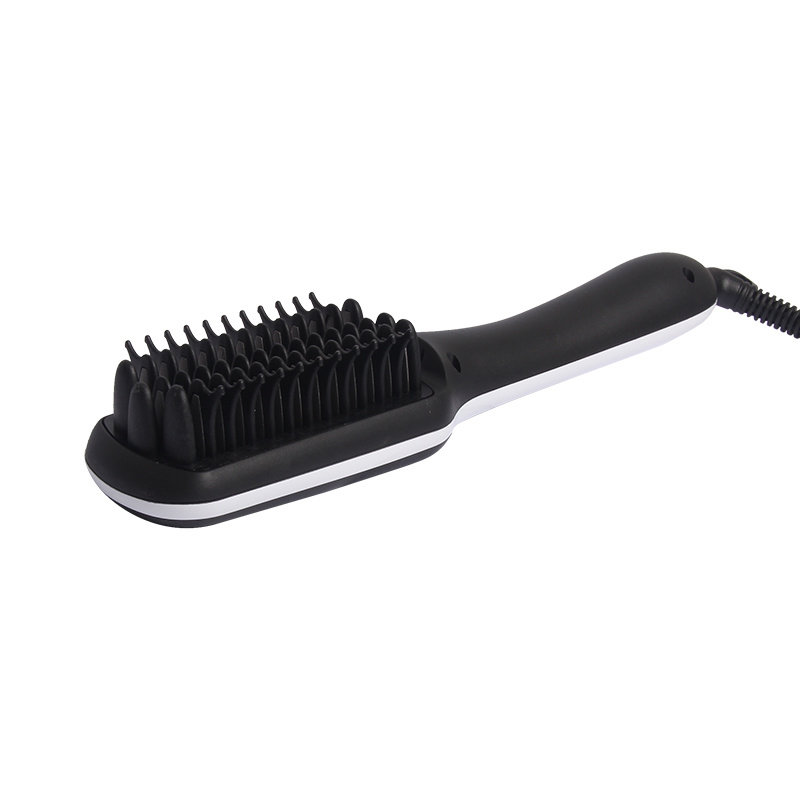 Ufree Electric Hair Straightener Brush Electric Hair Comb