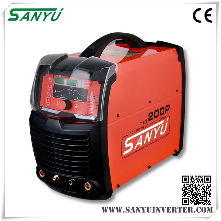 Sanyu TIG-200p IGBT Inverter Welding Machine
