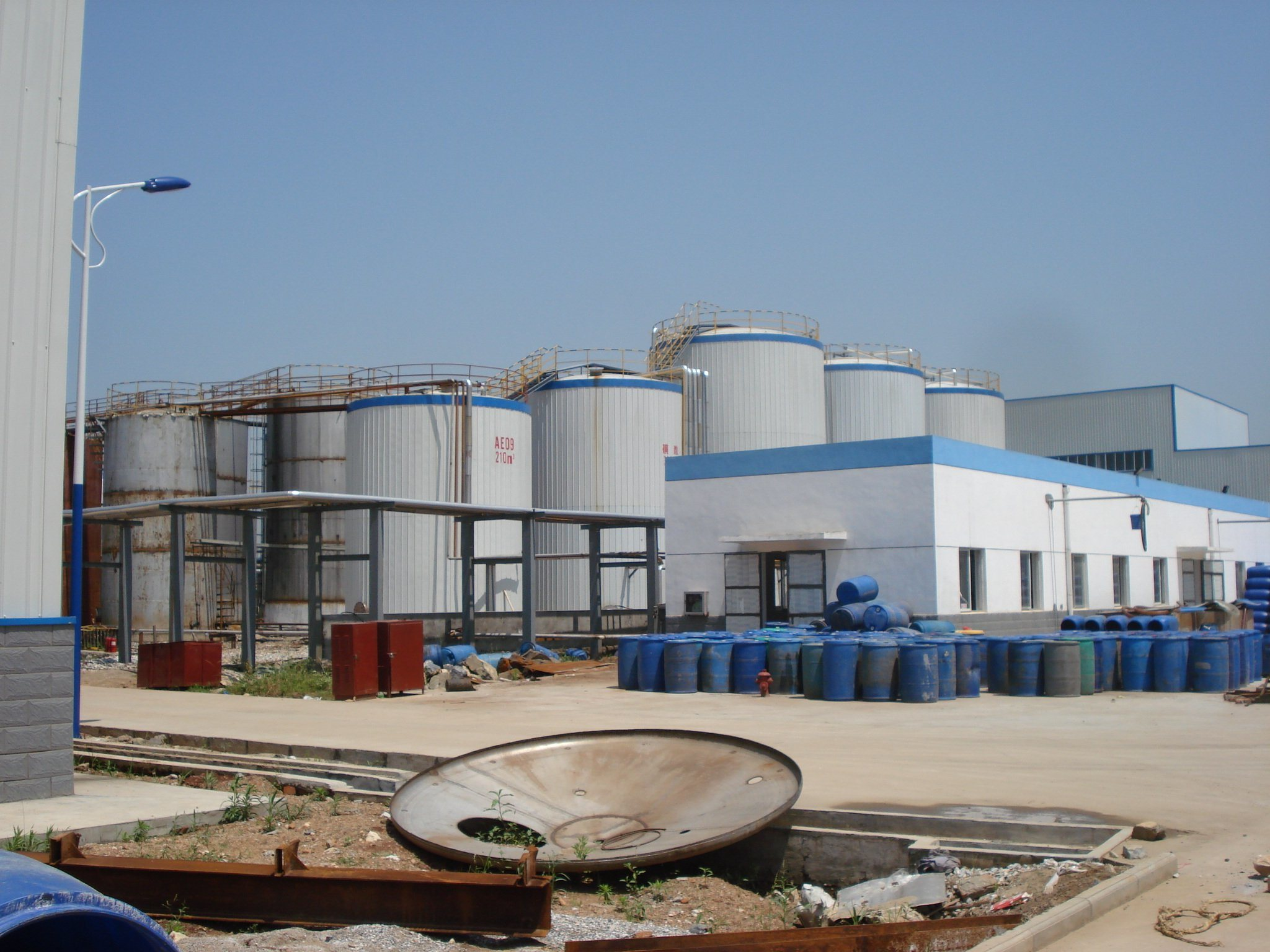 Large Capacity Automatic Control Detergent Powder Production Line Equipment