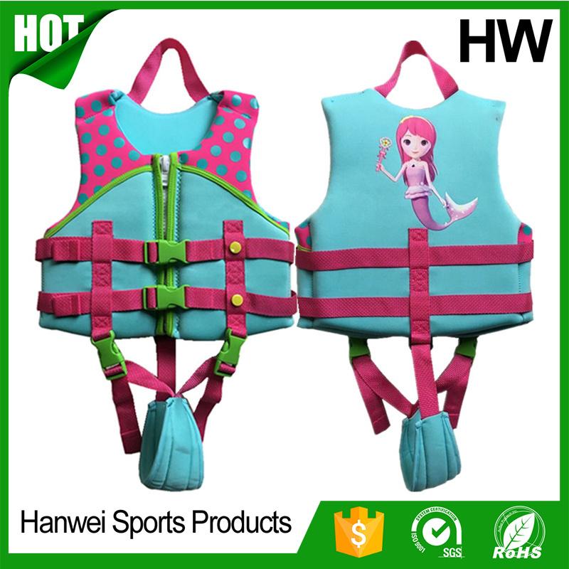 Neoprene Kids Life Vest (HW-LJ007)
