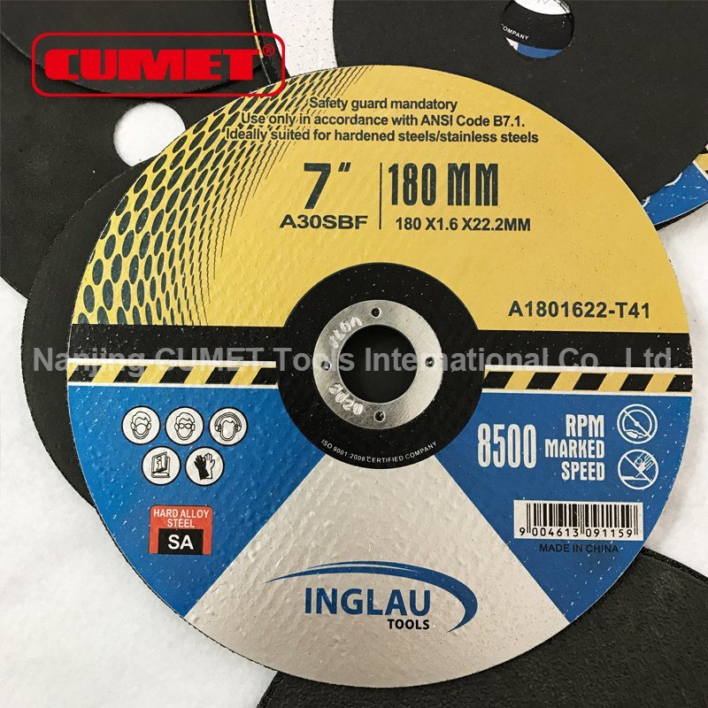 115X1.0X22.2mm Extra Thin Cutting Discs