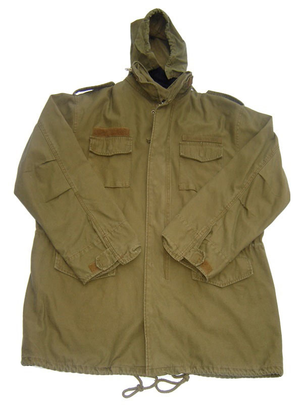 Military Uniform without Liner Jacket (M-65)