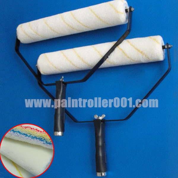 "12""14""16""18""Acrylic Paint Roller Cover with Double Frame"