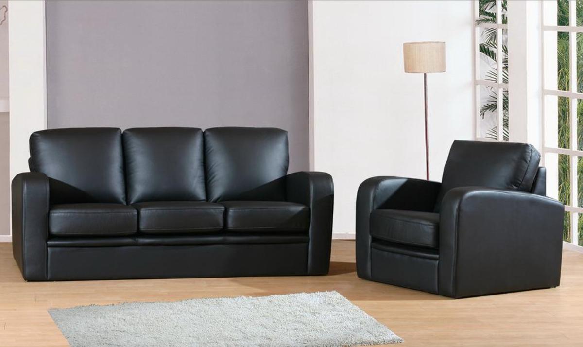 china black office leather sofa es8039 china livingroom furniture