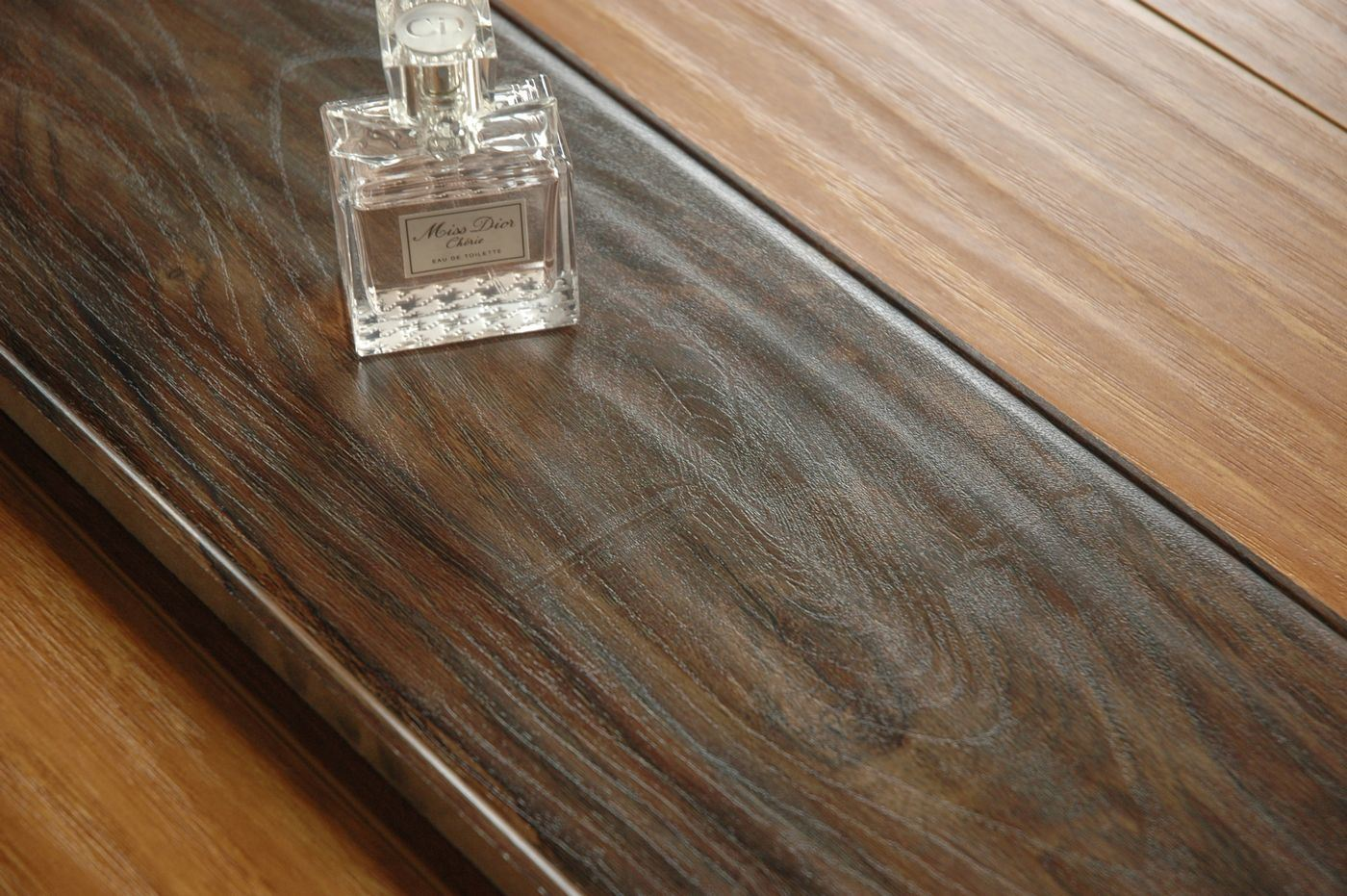 China hand scraped surface laminate flooring china for Flooring surfaces