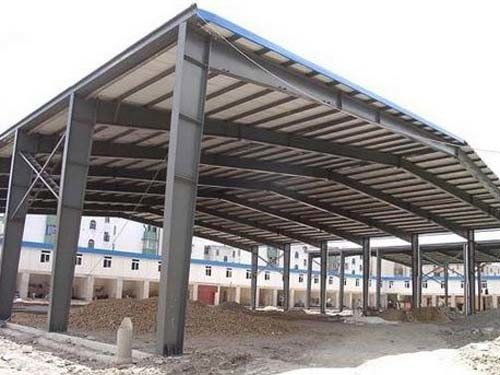 Light Steel Shed/Warehouse (LTT105)
