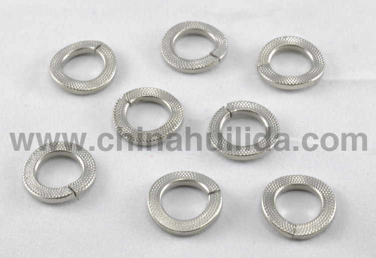 Stainless Steel Fastener Lock/Spring Washer