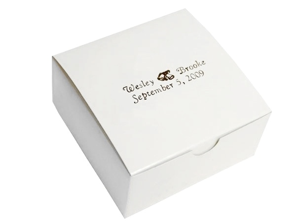 China Elegant Design Hot Selling White Colour Cake Box (YY-K0011 ...