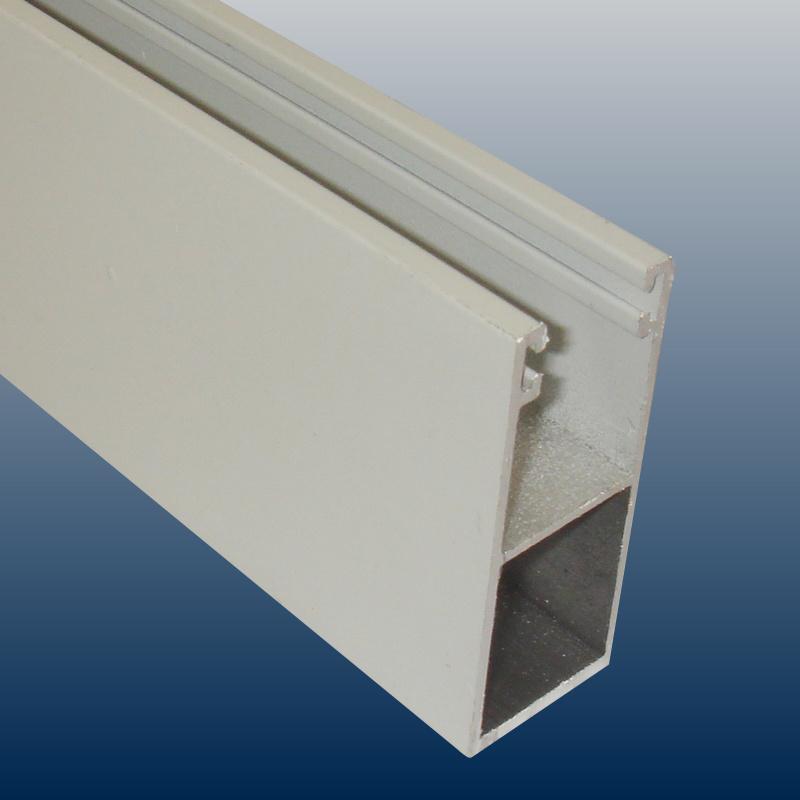 Good Quality Aluminium Rails for Roller Shutters (HSGR65A)