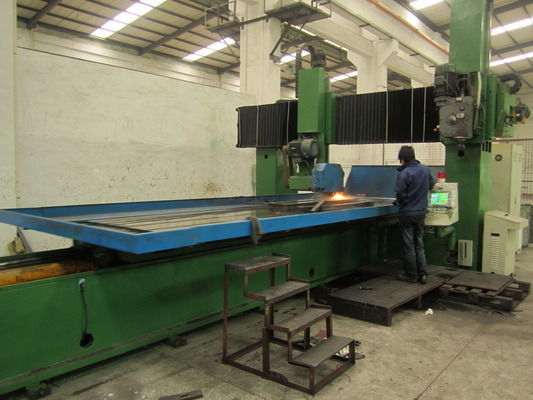 Grinding Parts Area : China cnc surface grinder and parts double column plano