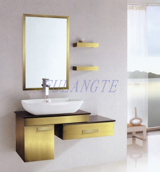 cabinet vanity 8034 china stainless steel bathroom cabinet