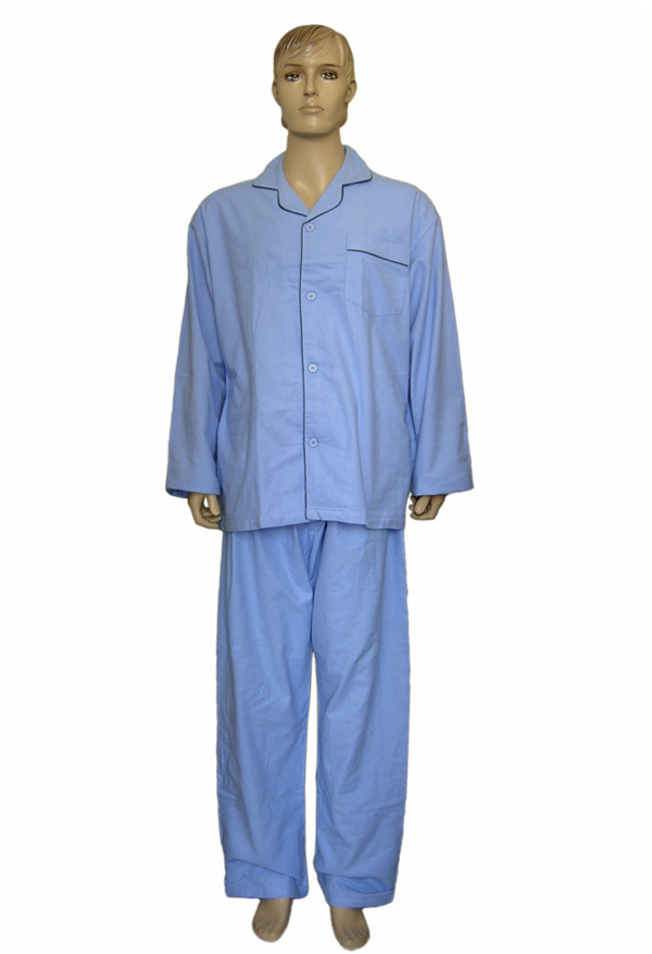 Mens Cotton Pajamas Book Design
