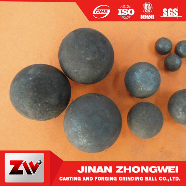 Low Breakage Forging Grinding Ball