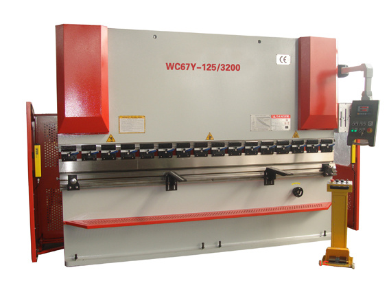 Hydraulic Press Brake (WC67Y Series)