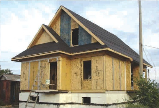 Prefab Wooden House/Villa W3938