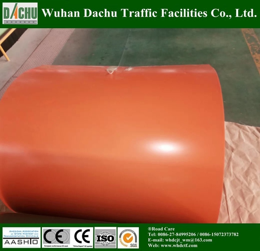 PPGI Prepainted Galvanized Steel Coil with Different Colors
