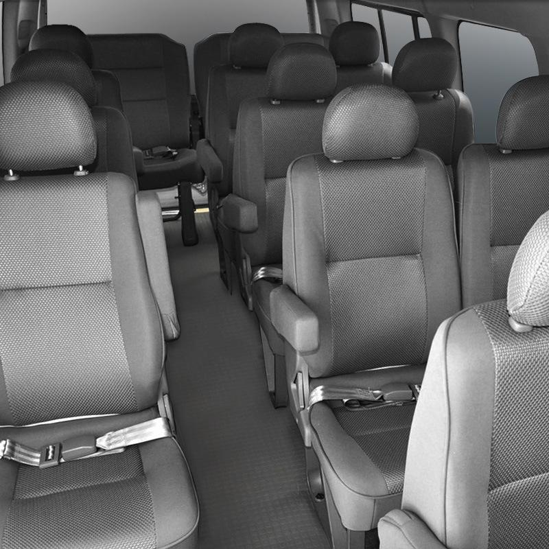 Kingstar Neptune L6 17 Seats Automobile, Light Bus, Bus
