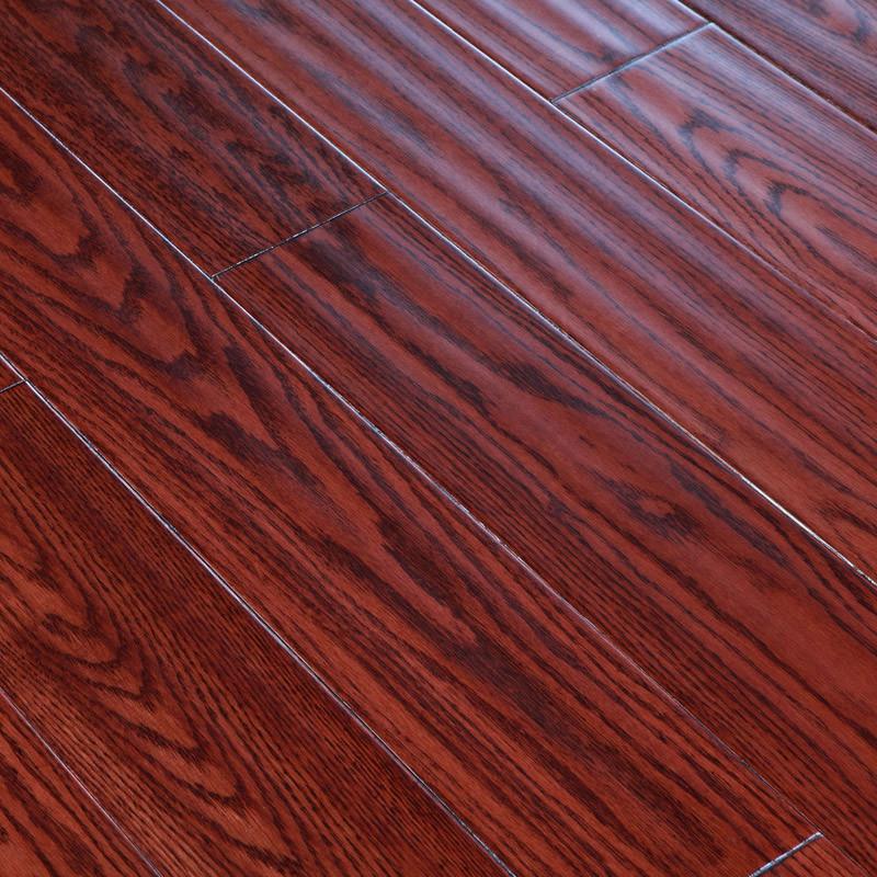 Oak Engineered Flooring with Unilin Clic UV