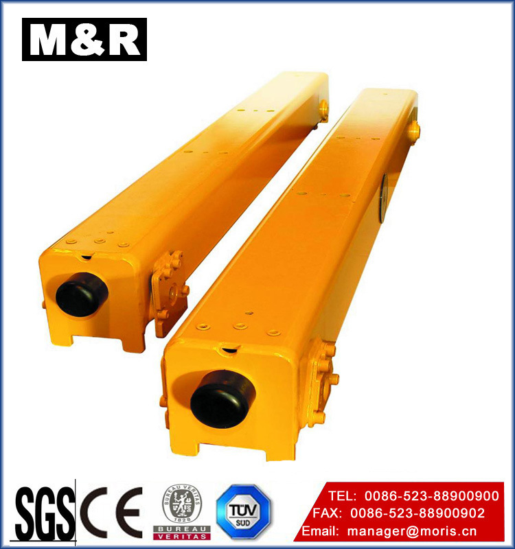Varied Lifting Height Crane End Carriage