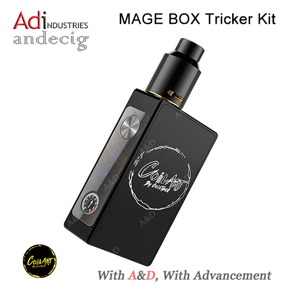 Coilart Mage Box Tricker Kit