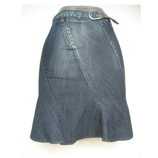 Jeans Skirts For Women