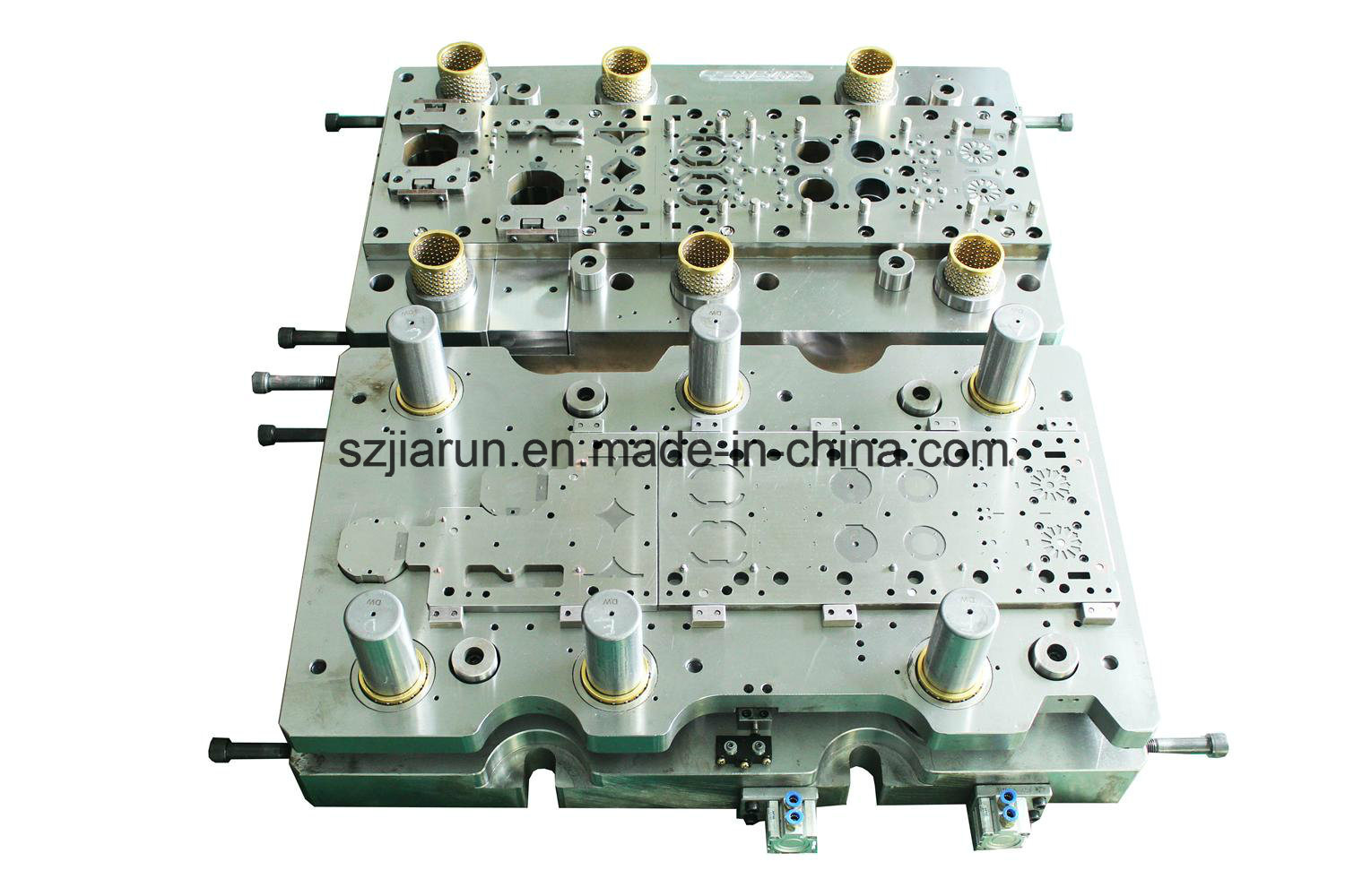 Double Row Progressive Stamping Die, Stamping Mould and Tool