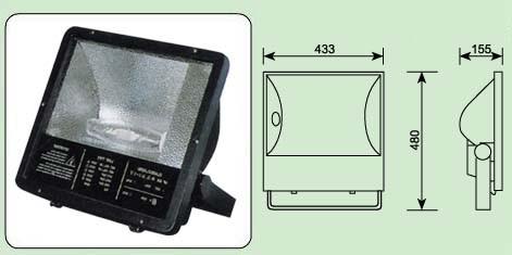 Energy Saving Flood Light (VF-408)