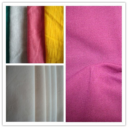 100% Cotton Woven and Jersey Fabrics