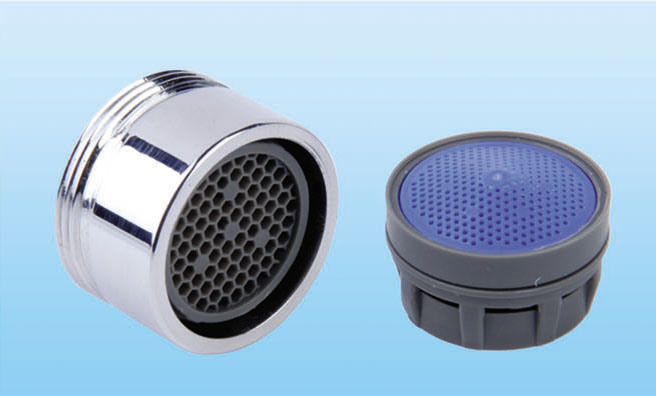 China Water Saving Faucet Aerator American Thread Size S4 China Faucet Ae